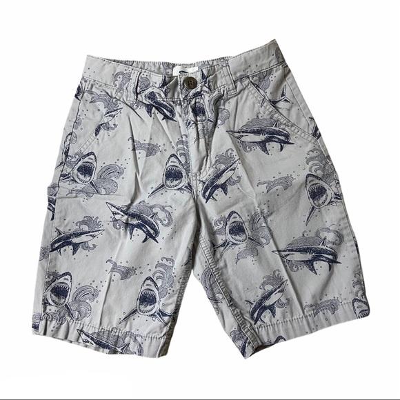 OLD NAVY Boys Printed Shorts Size 8